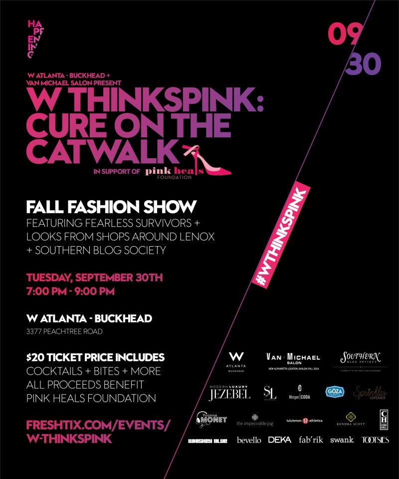 W_ThinksPink_Cure_On_The_Catwalk