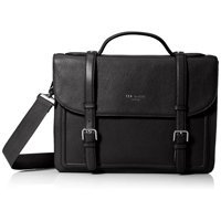 ted-baker-black-messenger-bag