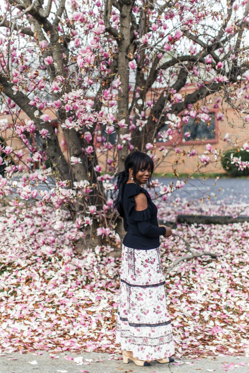 Cherry Blossoms in Atlanta | MILLENNIELLE