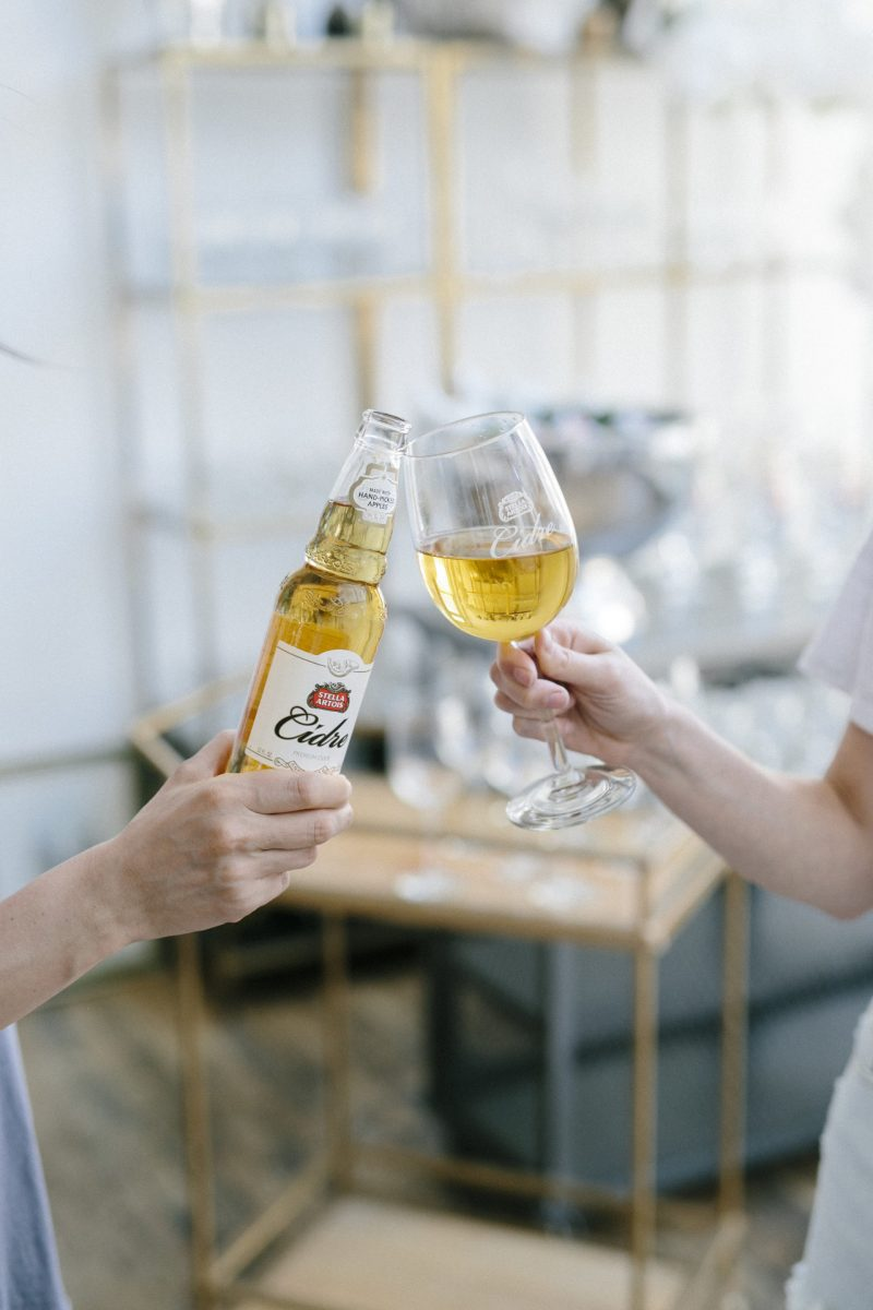 Cheers with Stella Artois Cidre | Host one to Remember | MILLENNIELLE Fashion & Lifestyle Blog