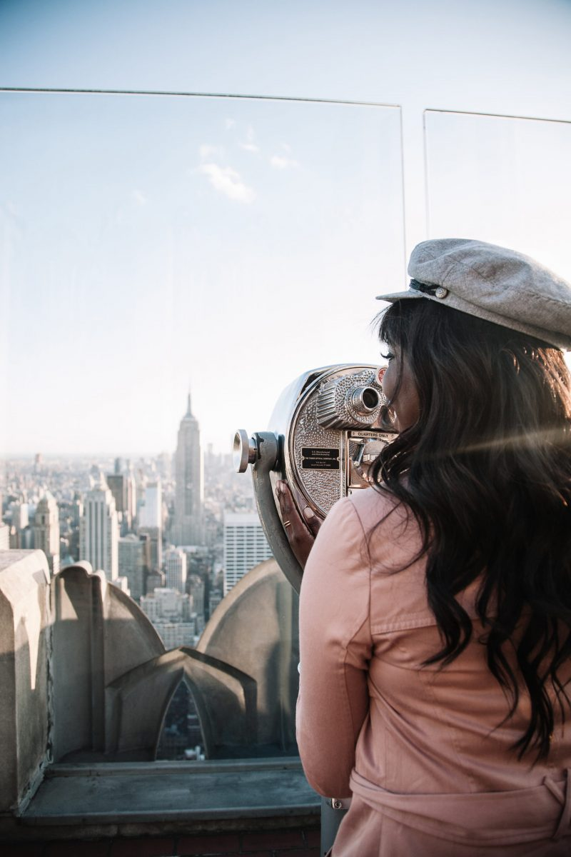 Top of the Rock | MILLENNIELLE Lifestyle & Fashion Blog