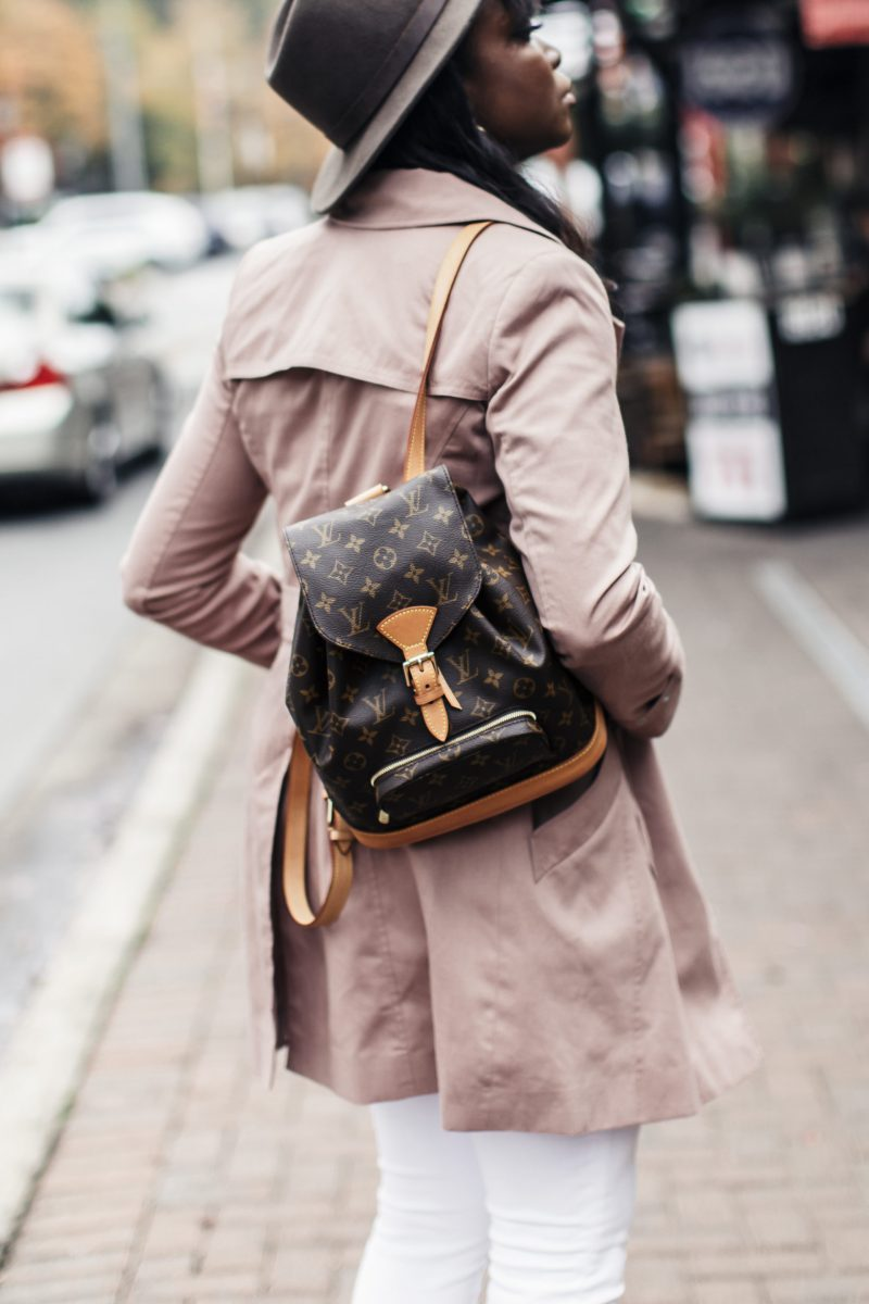I got this Louis Vuitton Backpack on StockX for under $1000 | MILLENNIELLE Lifestyle & Fashion Blog
